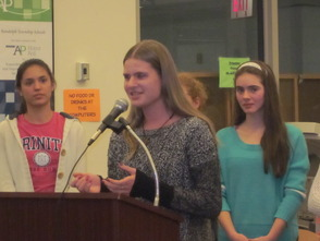 Students Honored at the Randolph Board of Education 2014 Organization Meeting, All Geared Up For The New Year, photo 9