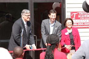 Trivium Academy of New Jersey Ribbon Cutting, photo 1
