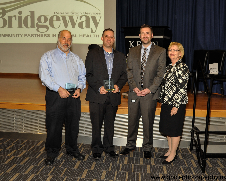 Bridgeway Rehabilitation Services Announces 2016 Community Partnership Awards,   Debuts Music Video