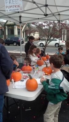 pumpkin WED