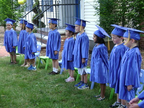 London Day School Graduates Kindergarten Class of 2014, photo 8