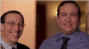 David Slater and Steven Sirot of CBRG