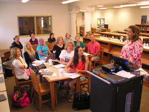 Westfield Teachers Hone Technology Skills over Summer, photo 1