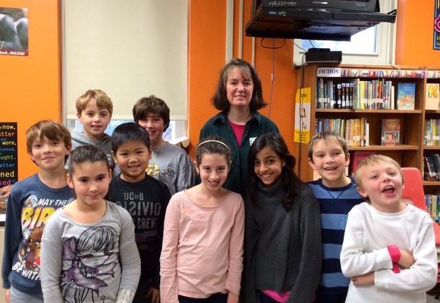 Making the Unfamiliar, Familiar: SEF Grant Brings Prolific Author to Summit Elementary Students