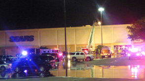 Electrical Fire at Sears, Willowbrook Mall, Tuesday Night, photo 1