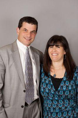 Paula and David Touger