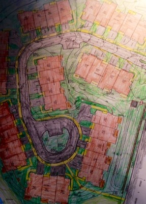 Warren Township Planning Board Hears Development Plan for Dubois Road, photo 2