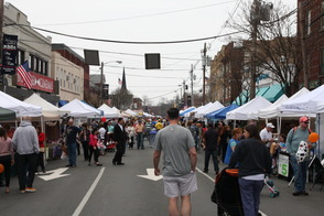 Millburn Street Fair Brings Out Crowd on Warmest Day of Spring, photo 5
