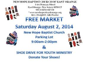 East Orange Church Hosts FREE Market for Community, photo 1