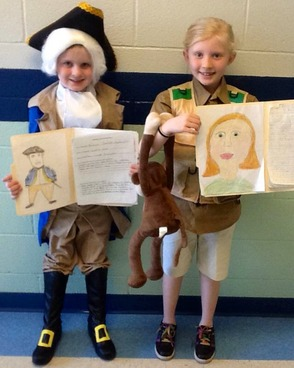 Biography Day At Central School, photo 2