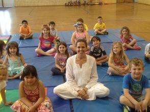 Yoga Teacher Jennifer Dericks