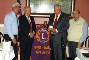 West Orange Lions Club