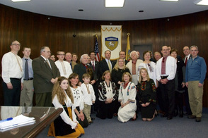 Resolution in Support of Ukraine and Big Anniversary for New Jersey This Week at Randolph Town Council Meeting, photo 1
