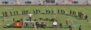 Madison Marching Dodgers at Atlantic Coast Championships
