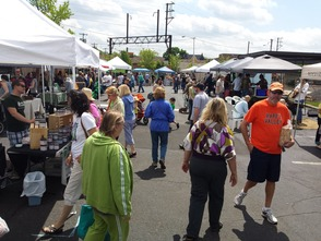 Photos: Lansdale Farmers' Market Debuts Saturday, photo 23