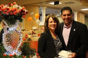 Barbara and Michael Scalera