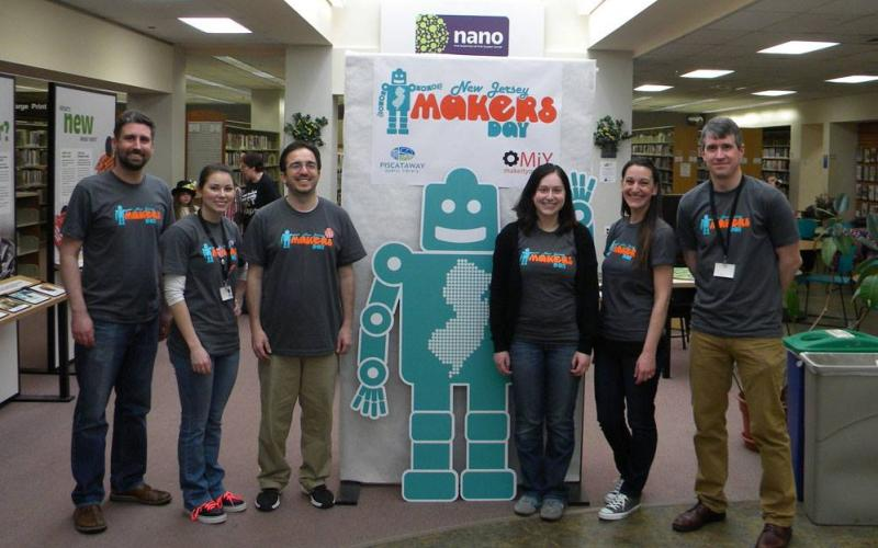Piscataway Library to Host 2nd Annual NJ Makers Day ...