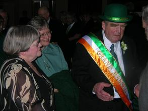 2013 Grand Marshals, Sue and John Sullivan.