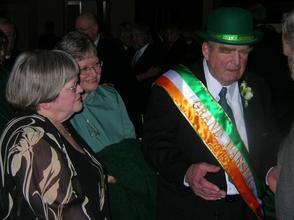 2013 Grand Marshals, Sue and John Sullivan.
