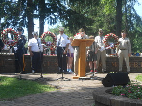 "Berkeley Heights Pays Tribute On Memorial Day:""All Gave Some -- Some Gave All"" , photo 44"