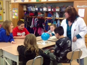 "Third Grade Experiences Electrifying ""Edison Workshop"" , photo 12"