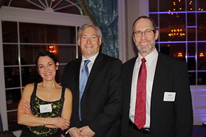 (L-R) Ileana Martin-Novoa, Mitch Rait and Jonathan Katz
