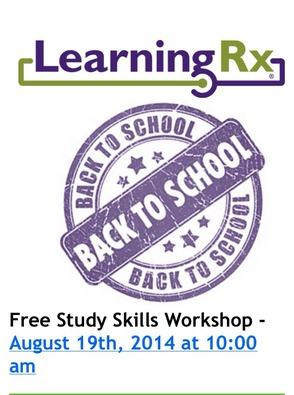 "Free ""Smart Parents, Smart Kids""  Study Skills Workshop Offered Aug. 19 , photo 1"