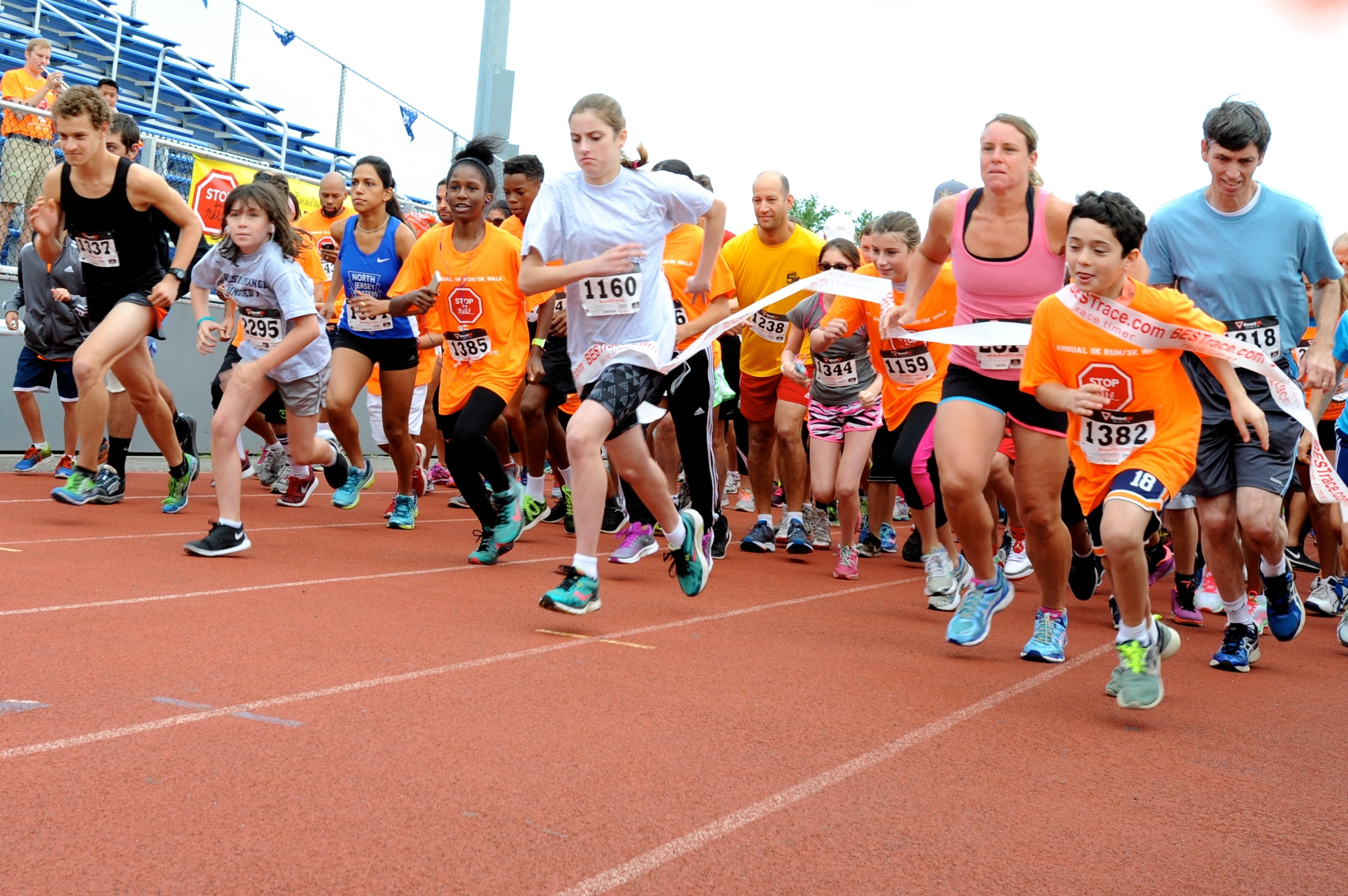 Nikhil Badlani Foundation Holds 5th Annual 5K Run/Walk