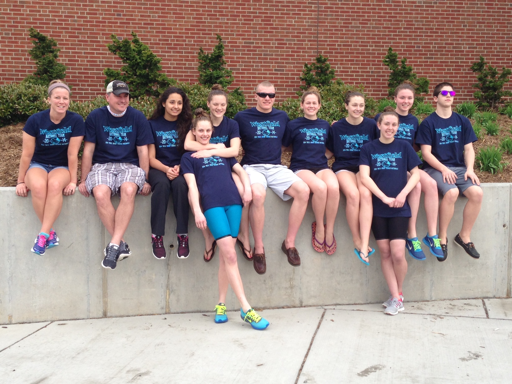 Westfield Area Y S Devilfish Swimmers Compete At 2014 Ymca National Swimming Championships