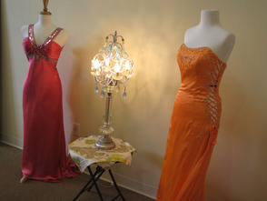 Sister-to-Sister Prom Shop