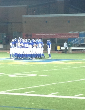 Millburn Football