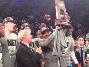 NYC Plays Host as UCONN Holds Off Michigan State to Reach the Final Four, photo 1