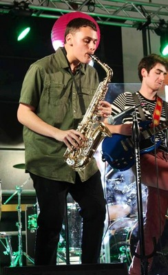 Warren Teen Ben Overzat Selected for AllStars Band to Support Cancer Charity, photo 1