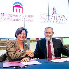 KU, MCCC Agree on Reverse Transfer