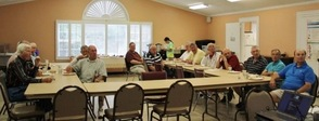 Senior Men's Breakfast at Knoll Heights