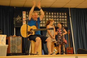 Kids Take to the Stage at the Senior Center, photo 2