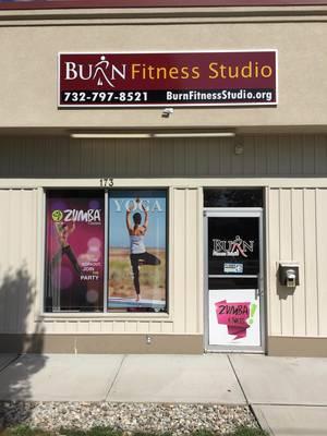 Burn Fitness 1