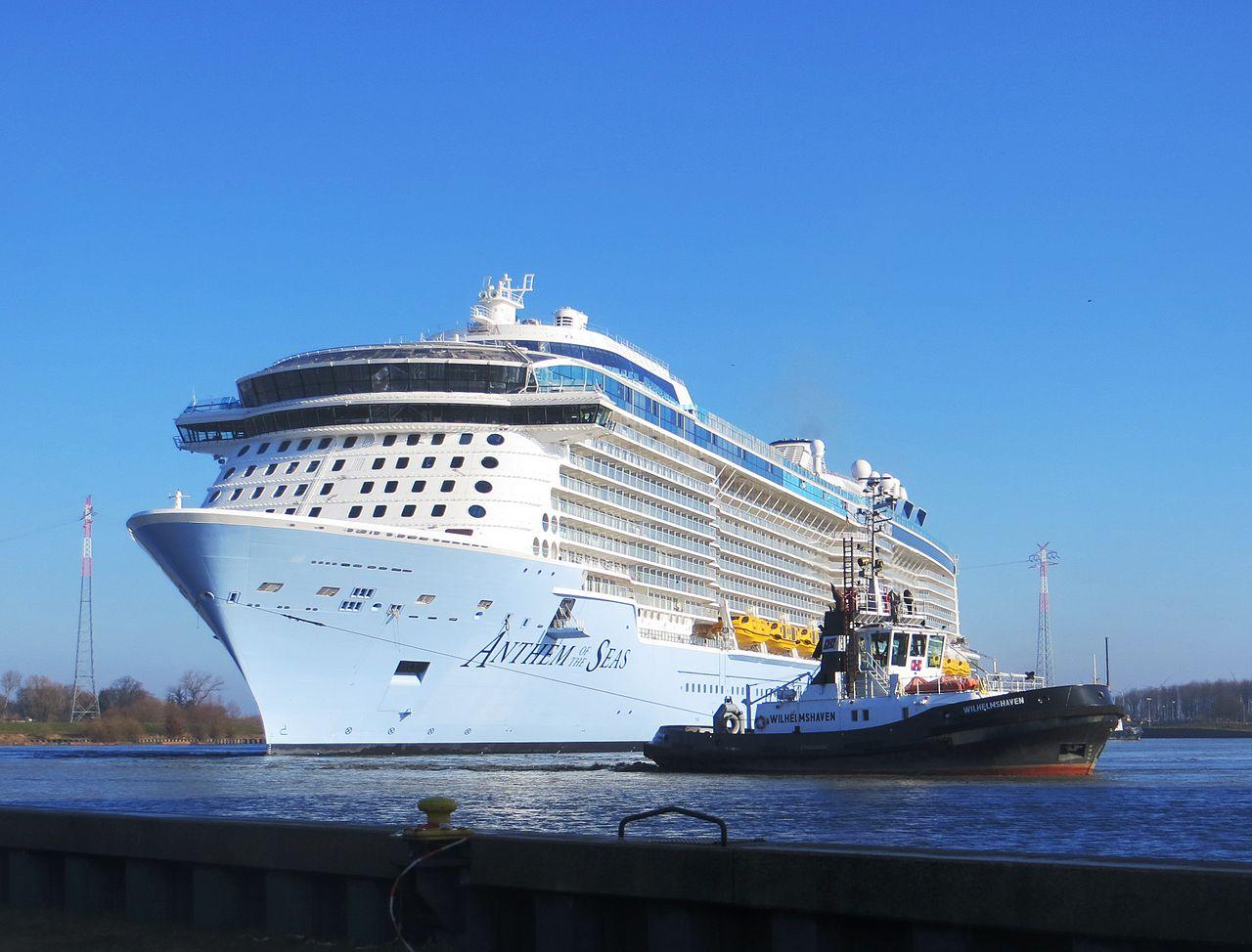Elizabeth Becomes Newest Excursion Destination For Royal Caribbean - Carribean cruise line