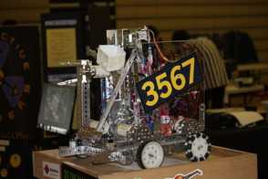 Robot number 3567