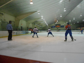 Gov. Livingston Varsity Ice Hockey Defeats Jonathan Dayton In Hard Fought Match-up, 5-3, photo 8