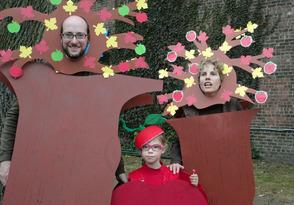 Leeb family costume