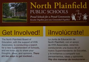 North Plainfield Superintendent Search