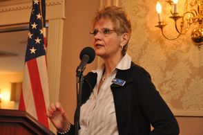 Cathy Kut of Realty Executives in Sparta.