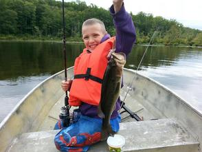 Christian's Fishing Tale, photo 1