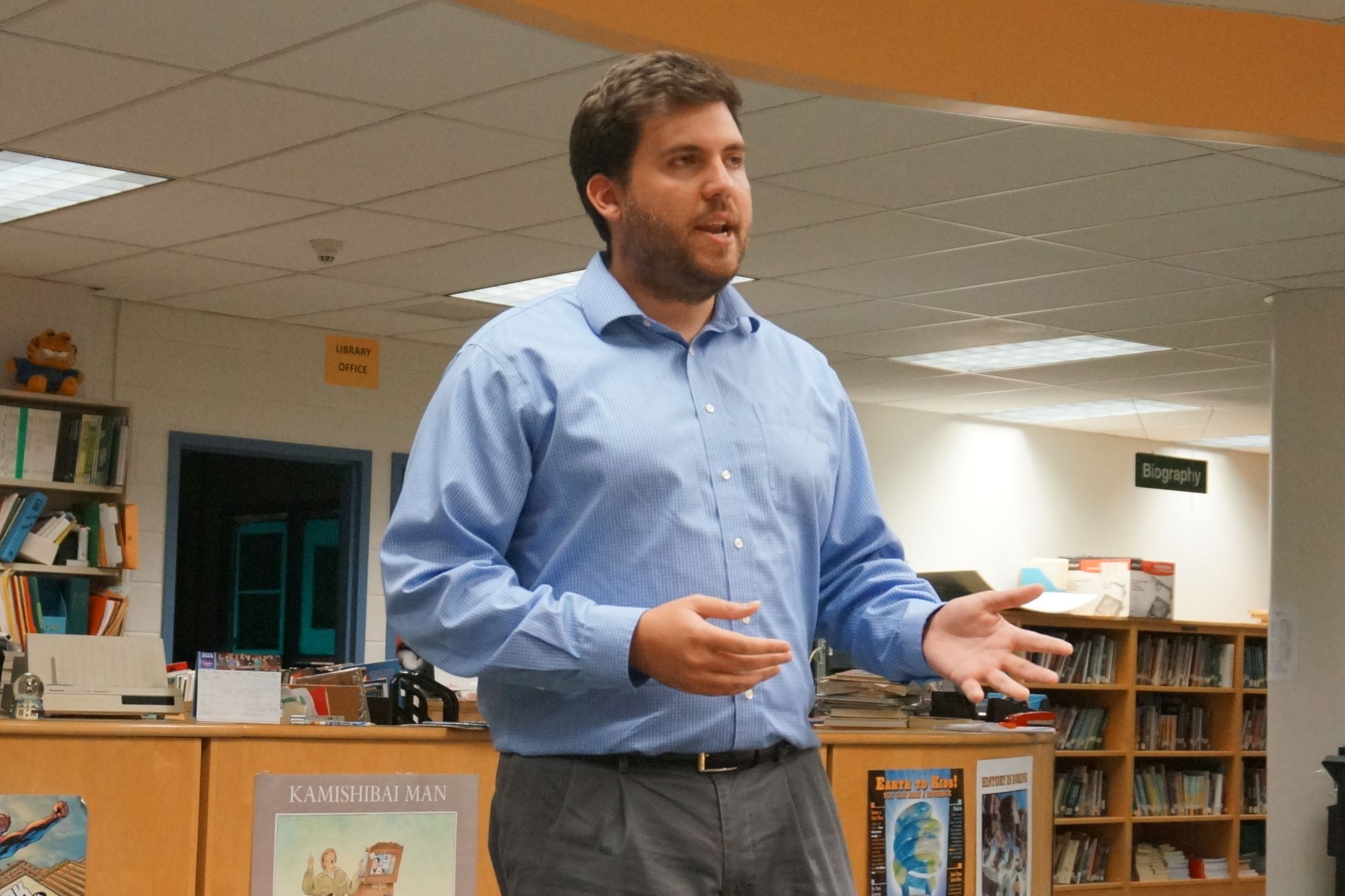 Hinkle law firm nj - Attorney Adam Wilson Explains Special Education Law At Pathways Seminar Credits Melissa Benno