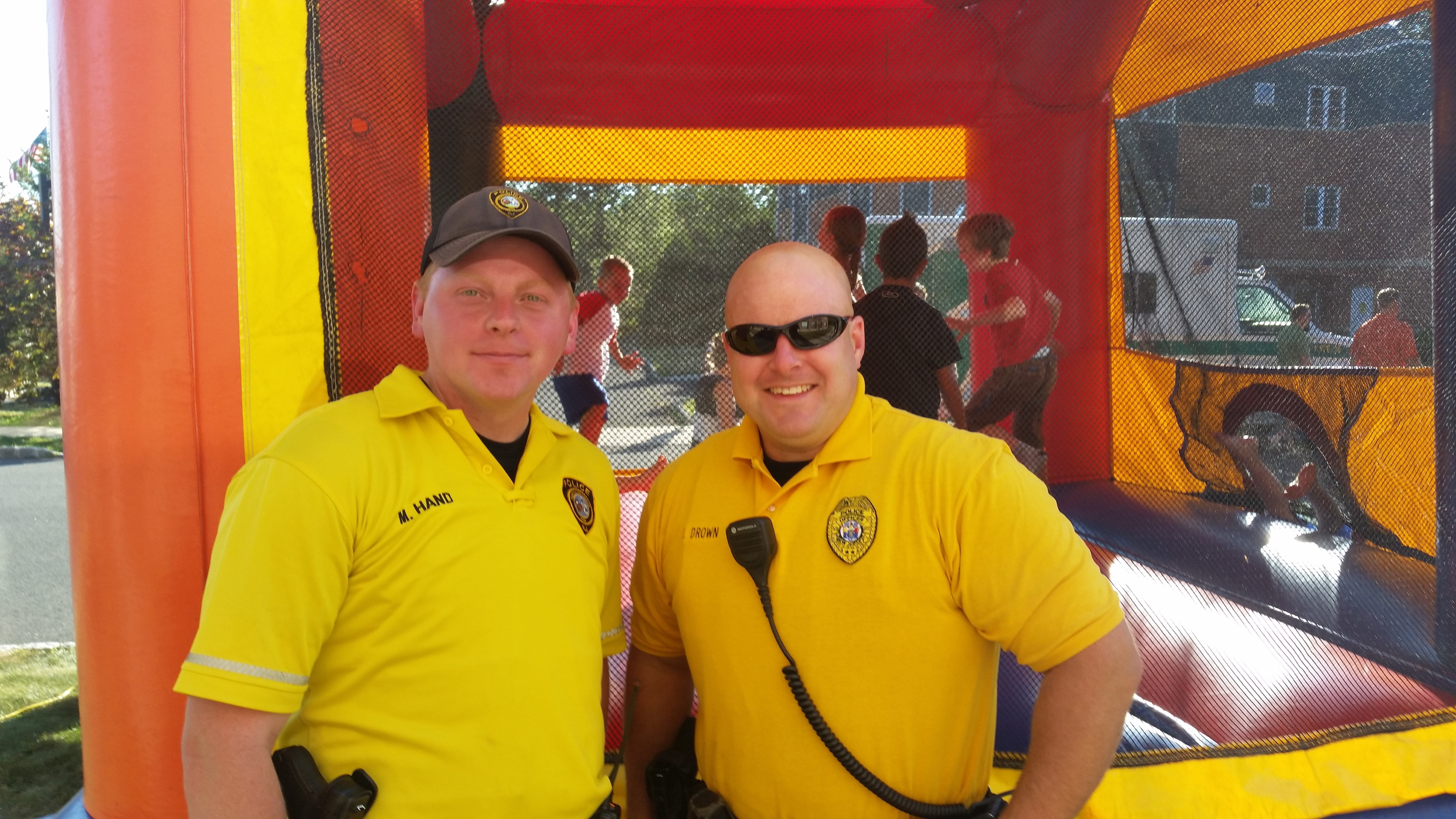 New Providence Comes Together for National Night Out 2015