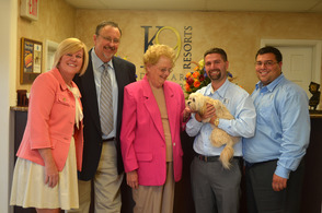 Fanwood Candidates Visit K9 Resorts