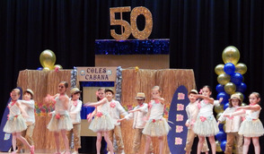 "Second graders perform ""Say Hey I Love You"""