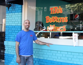 South Orange Says Mahalo to Tito's Burritos & Wings, photo 1