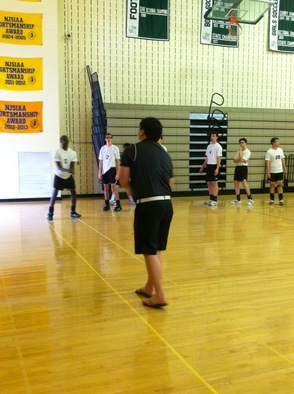 Boys Varsity Volleyball